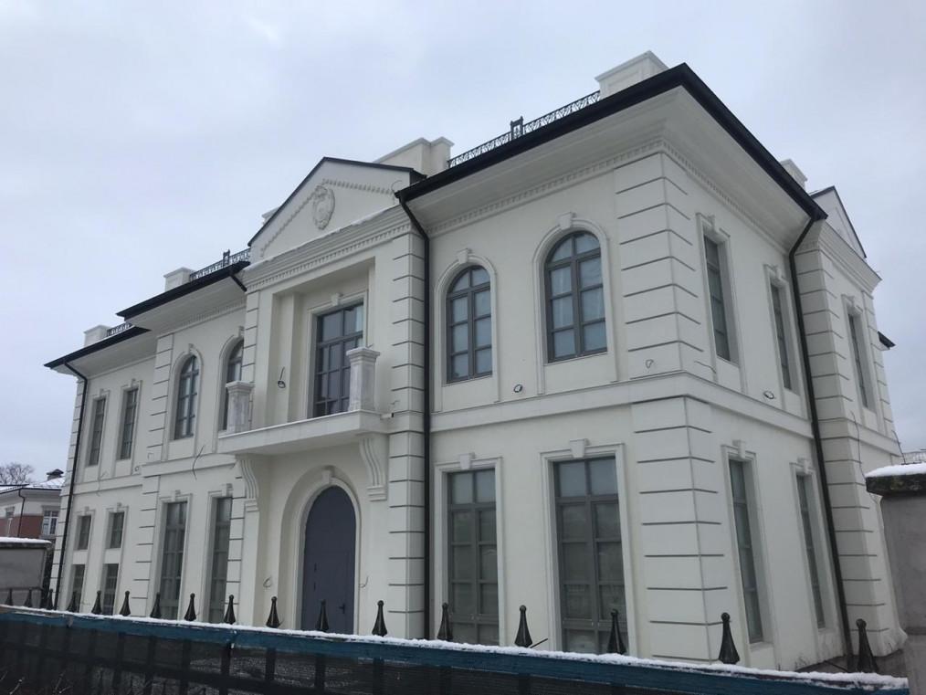 Коттедж с отделкой частично под ключ в Парк Вилл Жуковка