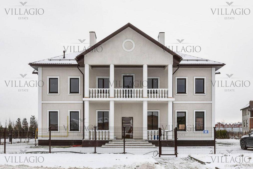 Коттедж с отделкой под ключ в Новорижский